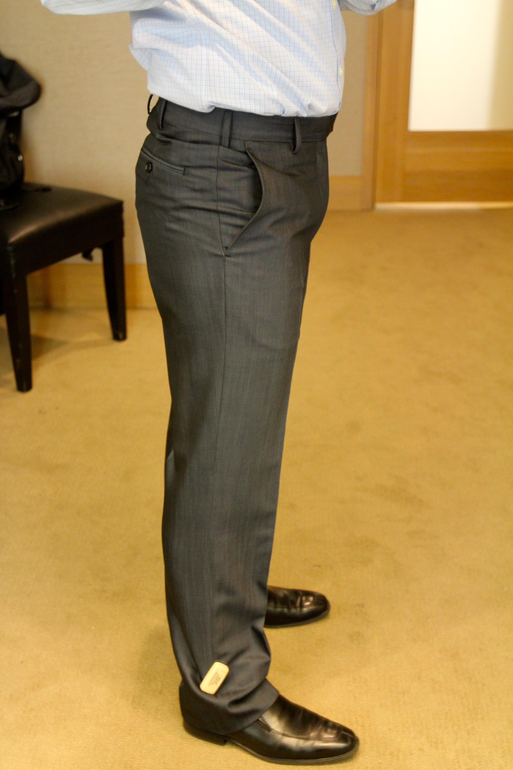 zegna suit review