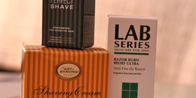 A Better Shaving Experience