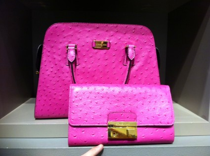 Ireland Michael Kors Gia Satchels - Cheery Colors Vs Winter Blah