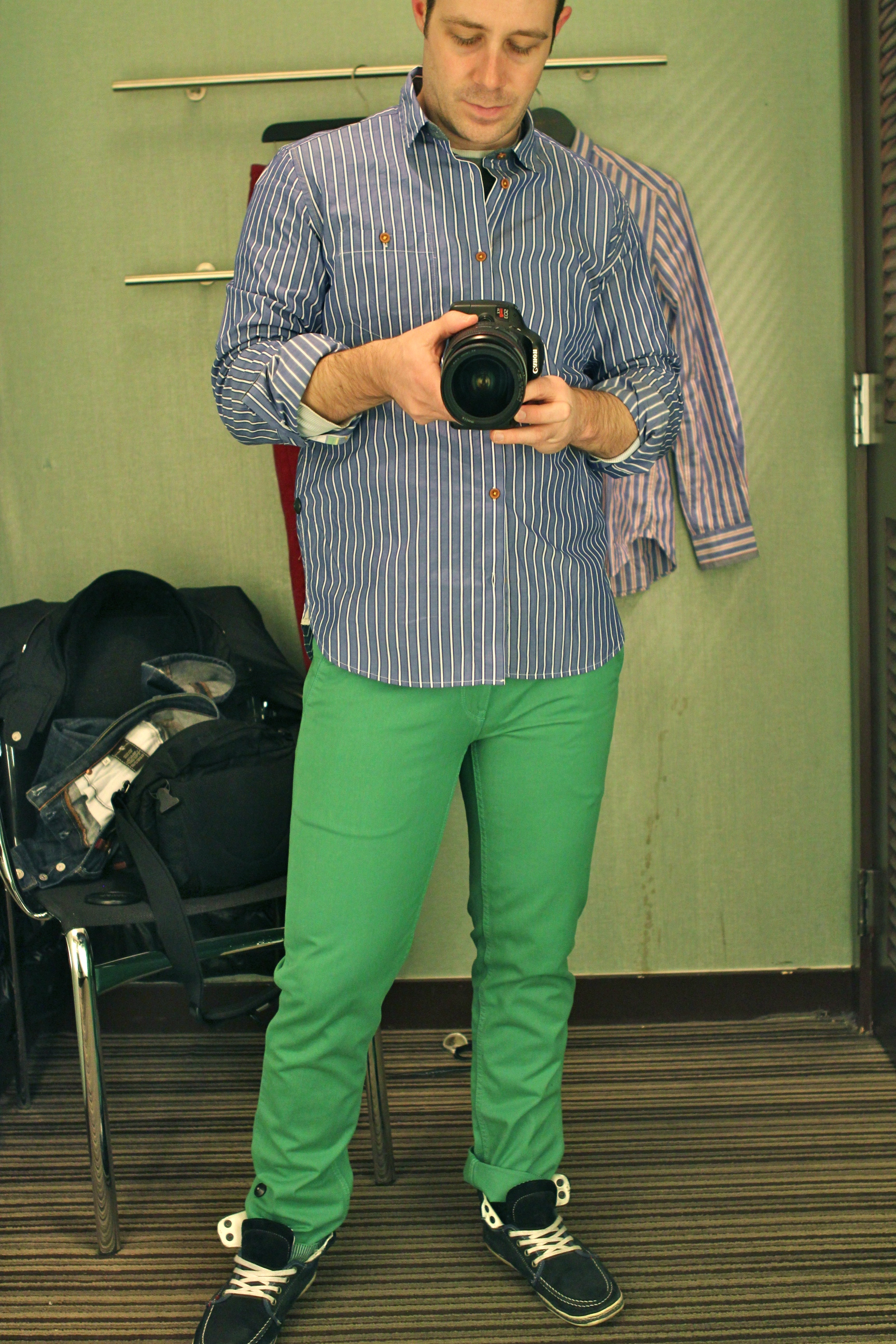 Colored Pants for Men - Fashables