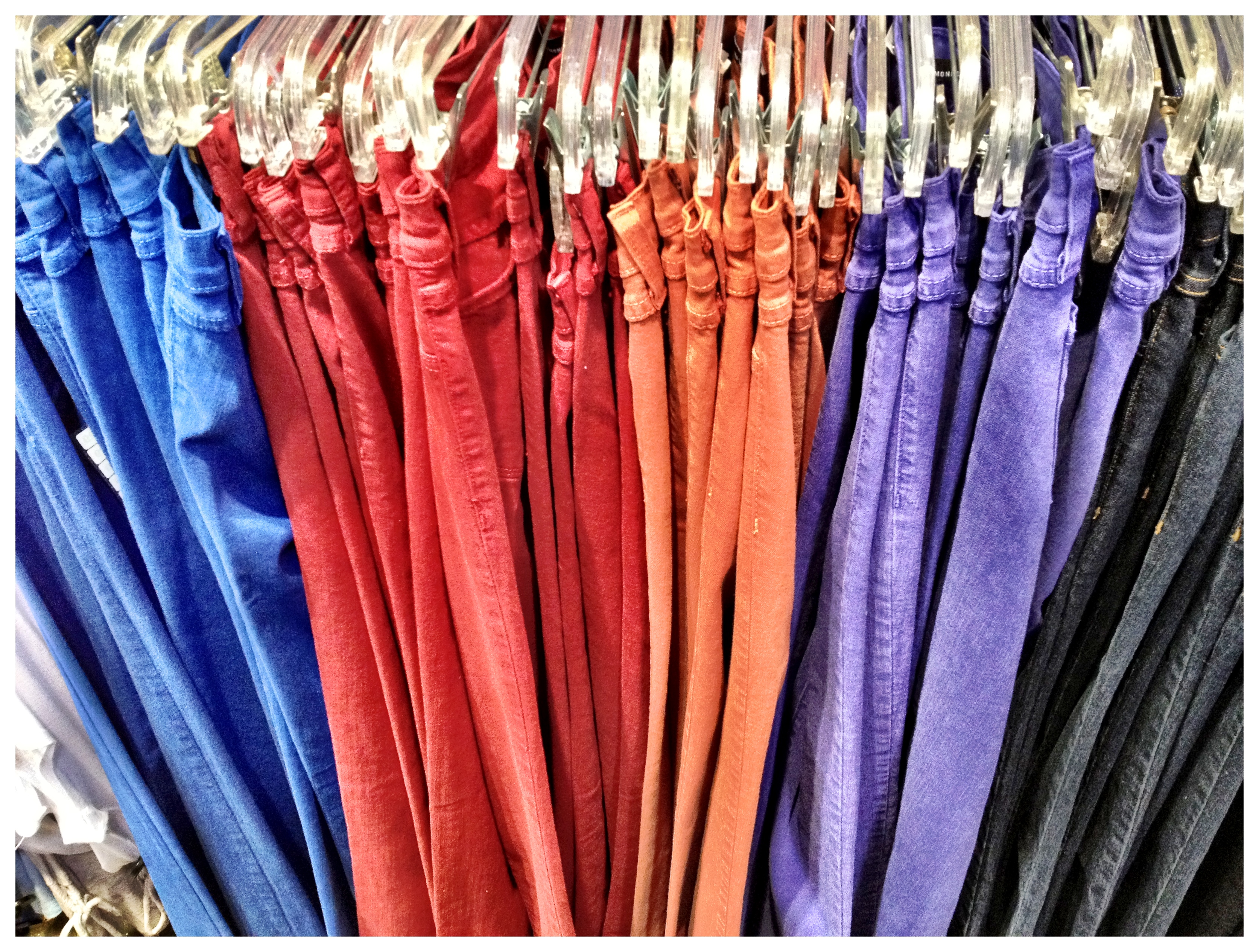 colored denim fashables