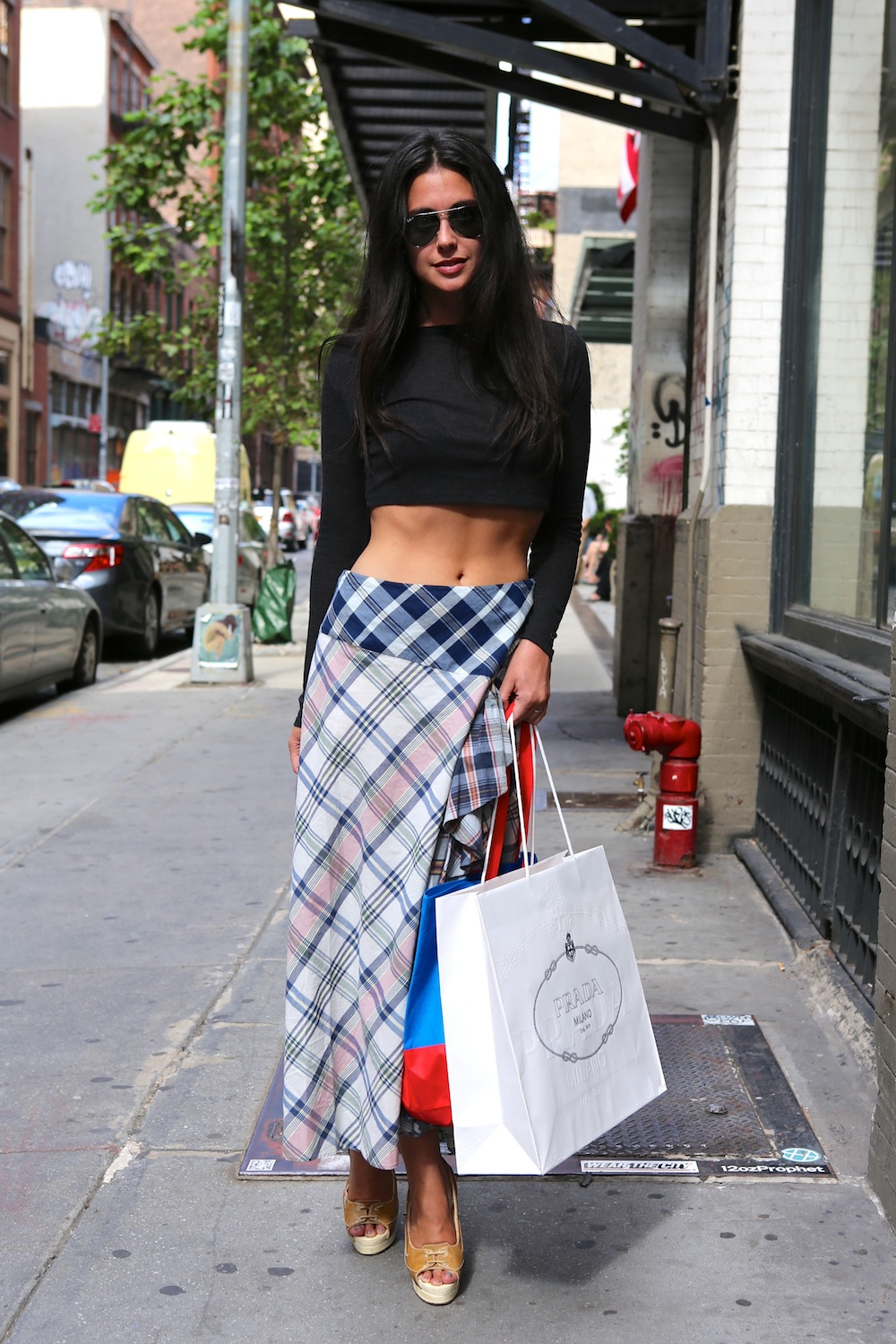 Street Style Fashion Oscarprgirl Saves The Day Fashables