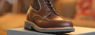 Johnston & Murphy HOSFORD MOC TOE BOOT