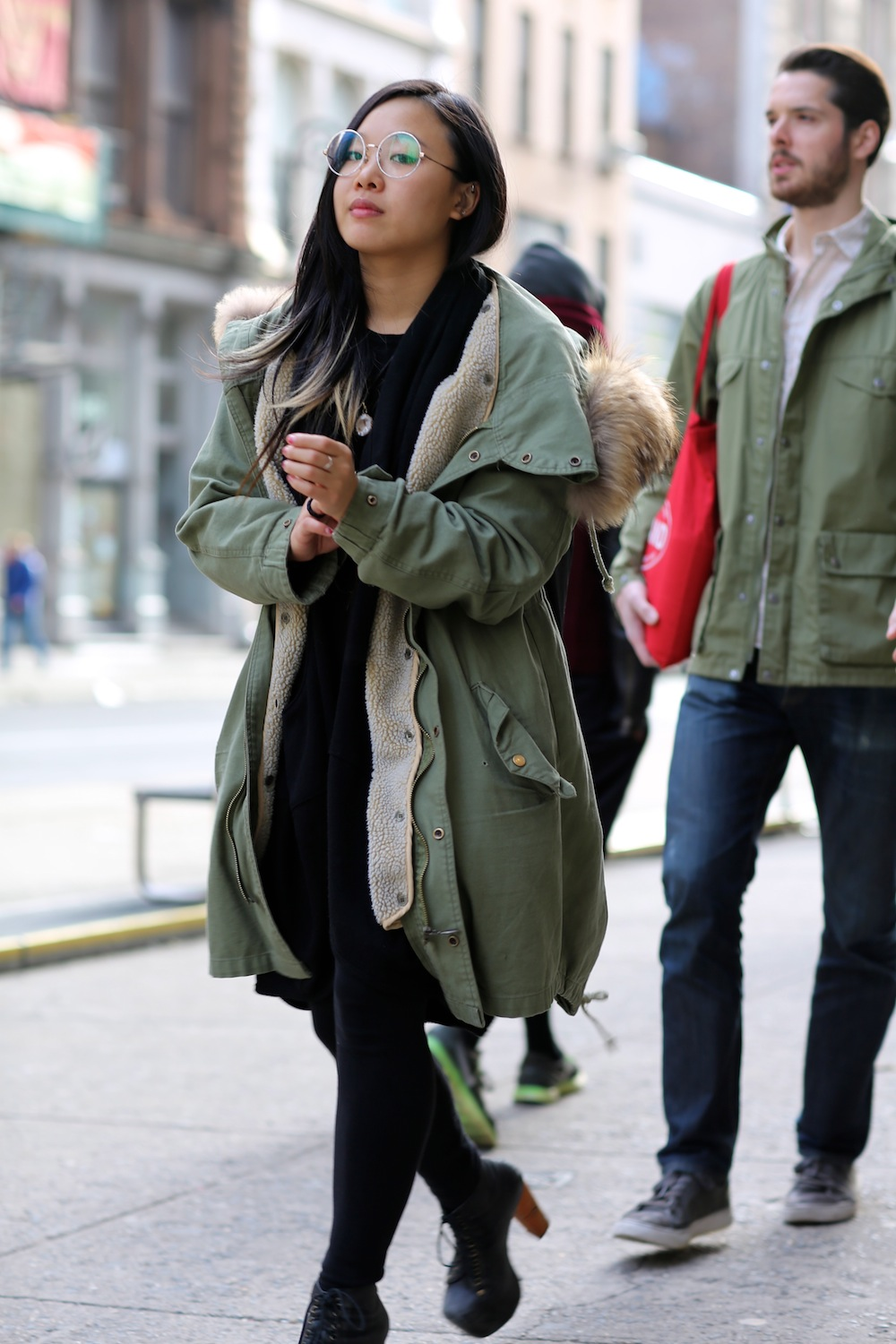 Street Style Fashion Outerwear And Hats Fashables