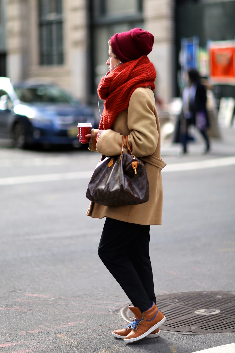 Street Style Fashion Worth A Double Take Fashables