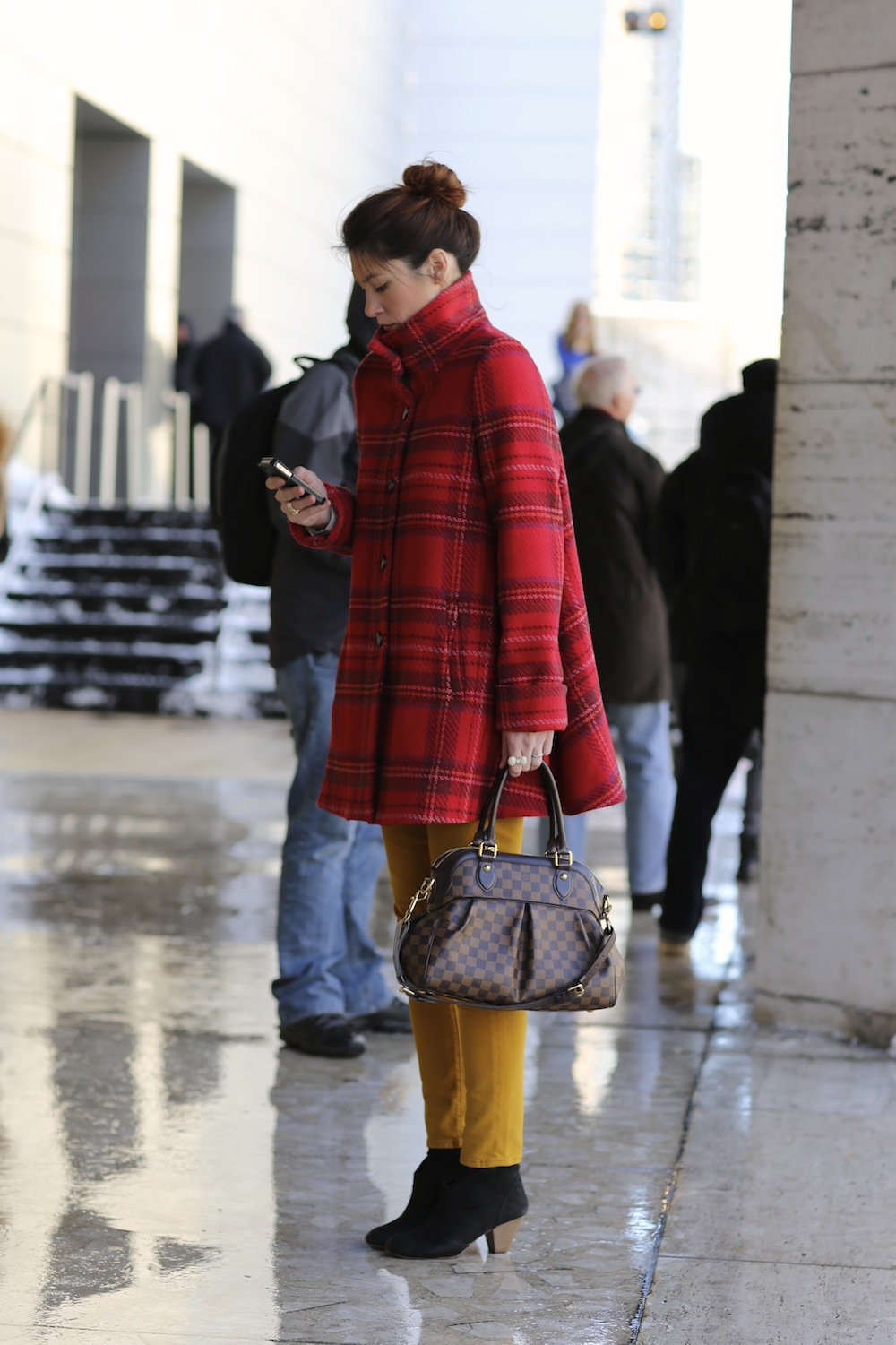 Street Style Fashion Outerwear Shoes Fashables