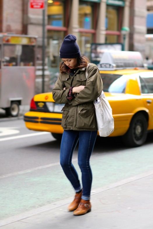 new york womens street style fashion