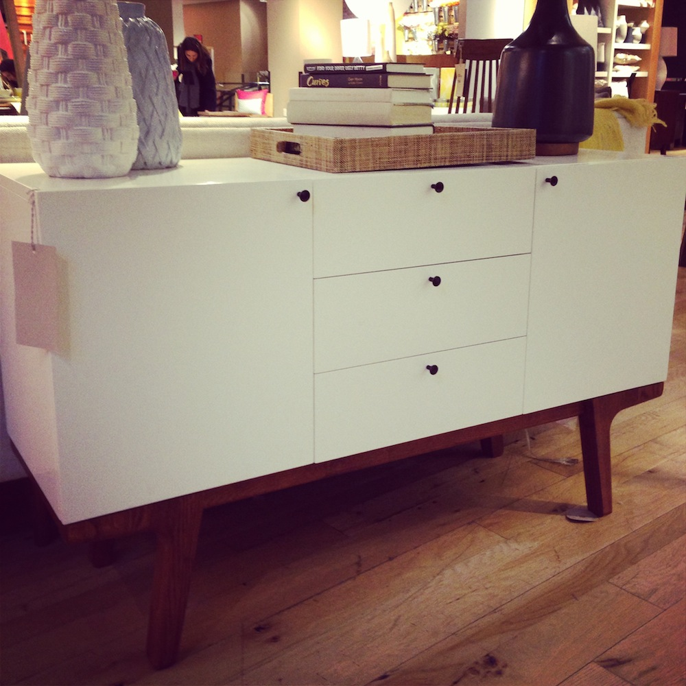 Contemporary media console furniture white modern media console peugennet geotapseo Choice Image