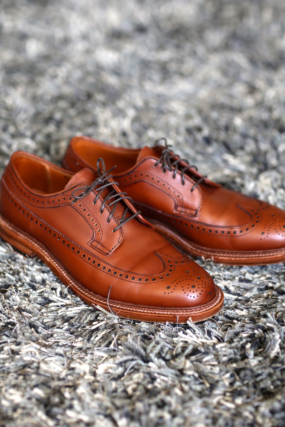 A Beautiful Pair Of Alden Shoes Fashables