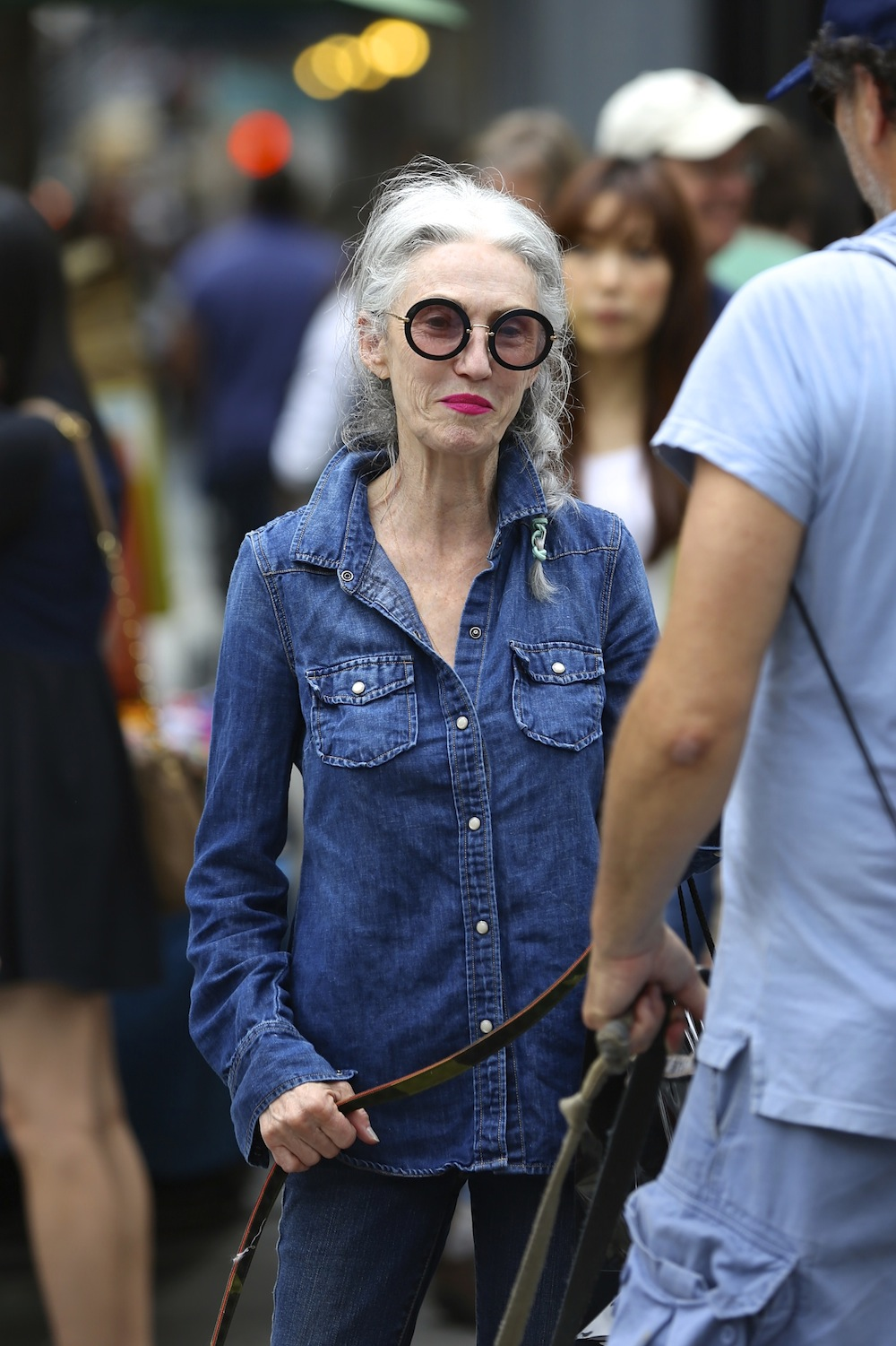 Street Style Fashion: Style is Ageless
