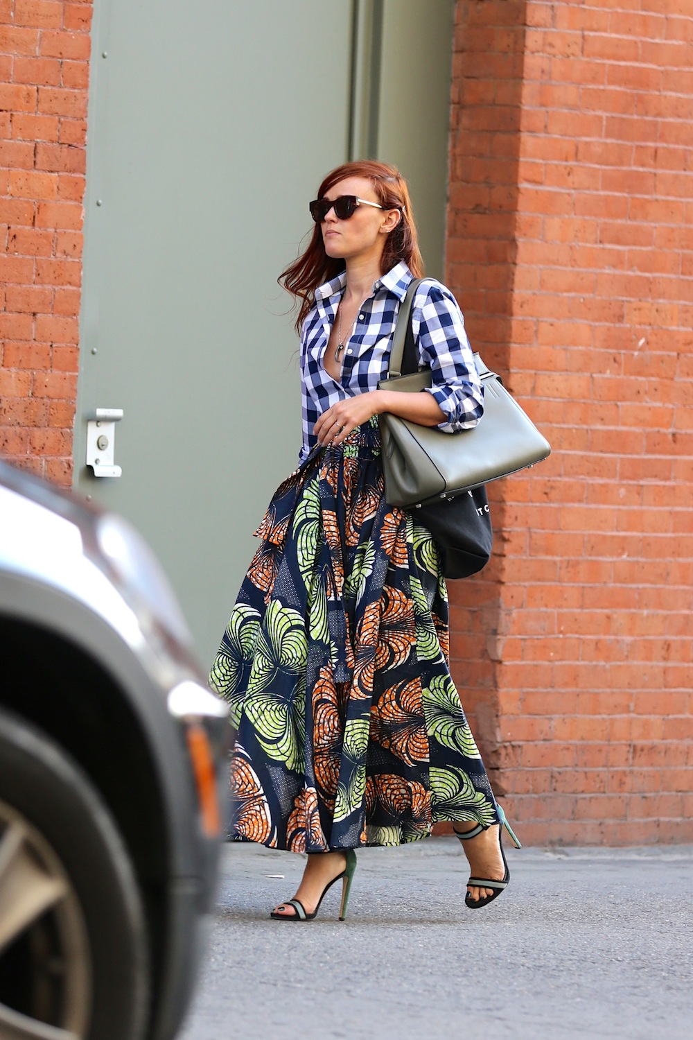 Street Style Fashion Models And Prints Oh My Fashables