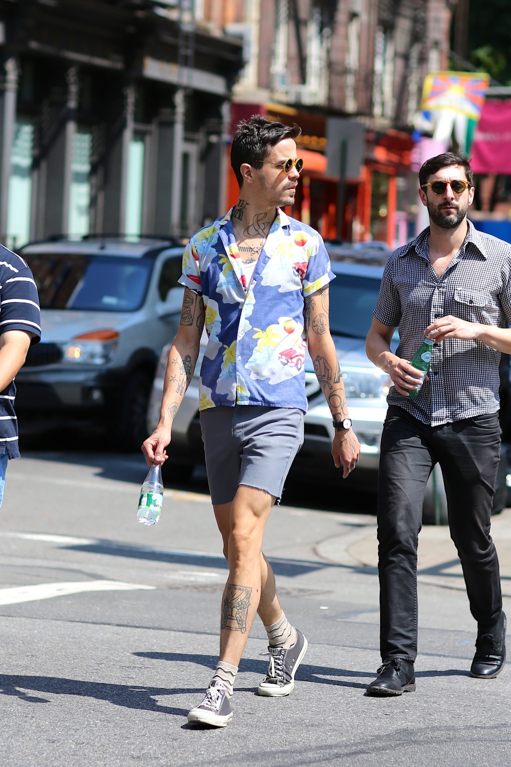 50 Most Hottest Men Street Style Fashion to Follow These ... |Italian Mens Summer Street 2013