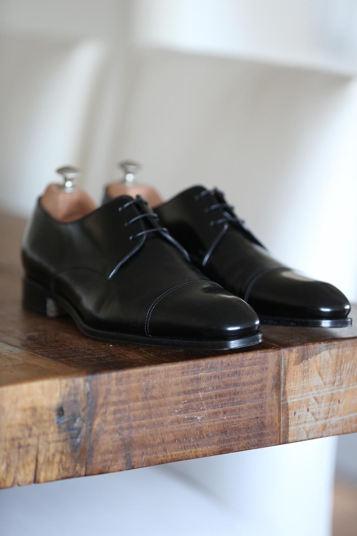 Ferragamo: An Amazing Pair of Men's Dress Shoes