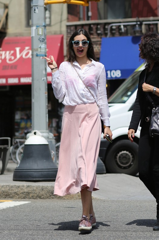 street style interview - maria